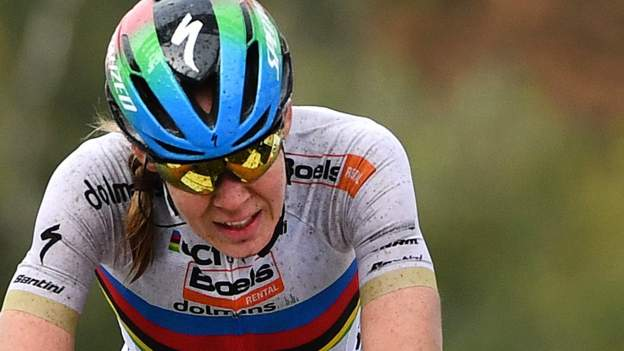 Marc Hirschi & Anna van der Breggen win La Fleche Wallonne