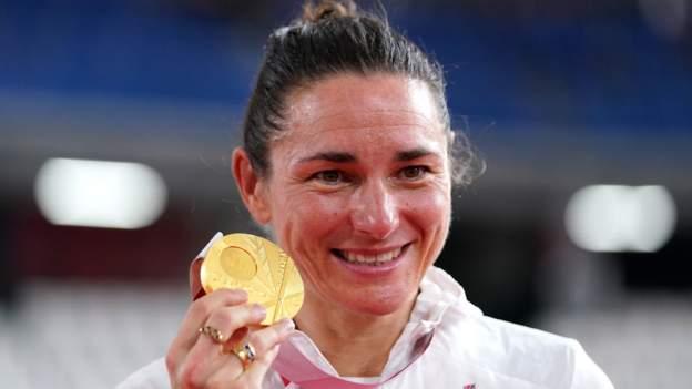 Tokyo Paralympics: Sarah Storey wins 15th Paralympic gold as GB claim six medals