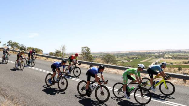 Tour Down Under: Australian event cancelled for second year running