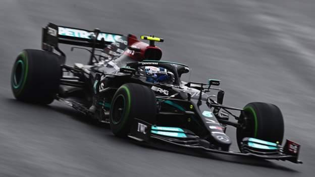Turkish Grand Prix: Valtteri Bottas wins as Max Verstappen retakes title lead