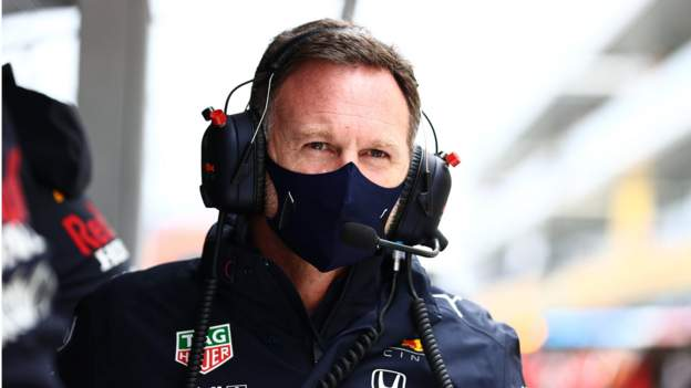 Red Bull's Christian Horner questions Mercedes speed gains