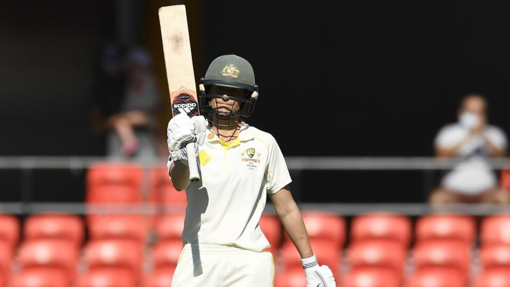 India declare in final session as Australia set 272 to win in 32 overs