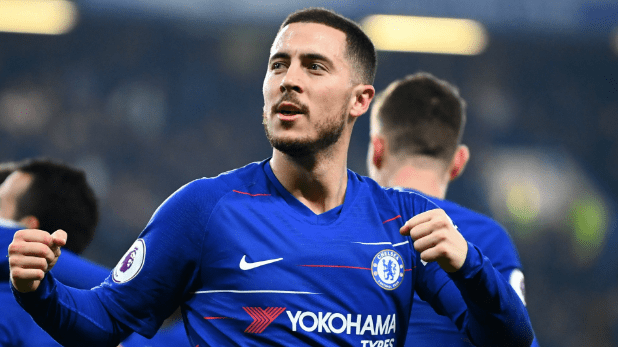 Hazard Chelsea Madrid Odds