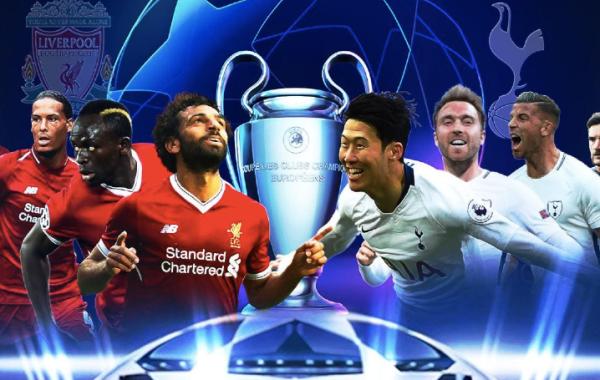 2019 Champions League Final Betting Odds