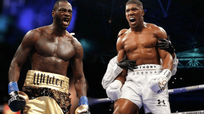 Wilder Joshua Betting Lines