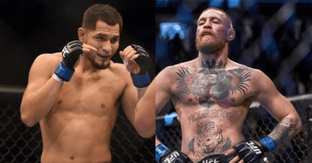 Jorge Masvidal Conor Mcgregor Betting Odds