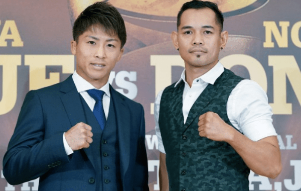 Naoya Inoue vs Nonito Donaire Betting Odds