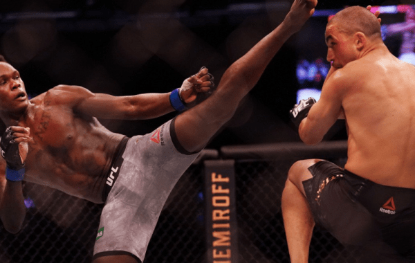 Adesanya Costa Openin UFC odds