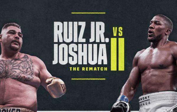 Ruiz Jr Joshua 2 Best Betting Odds