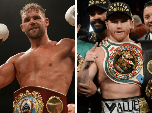 Canelo Saunders Betting Odds