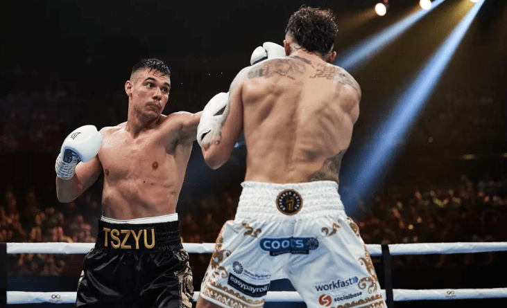Tim Tszyu Jeff Horn Odds Prediction