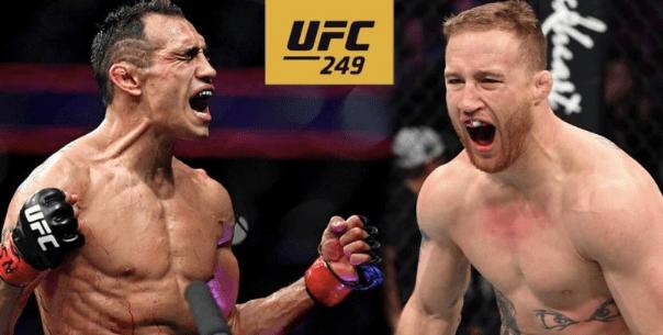 Ferguson Gaethje UFC 249 Odds