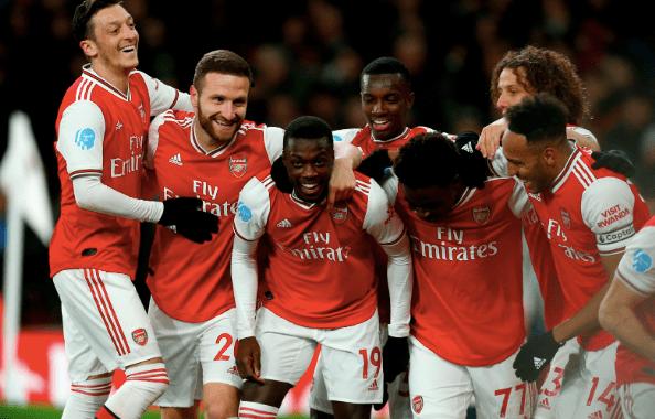 Premier League Odds for Project Restart