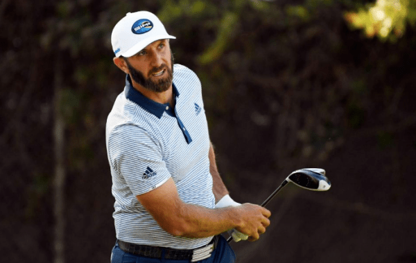 Favorite for The Masters in 2021 - Dustin Johnson