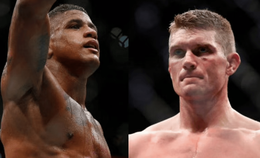 Wonderboy vs Burns targeted for UFC 264