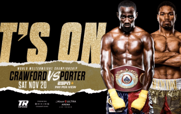 Terence Crawford vs. Shawn Porter