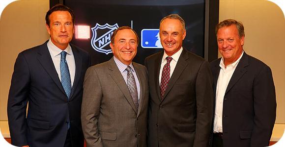 NHL MLB Partnership