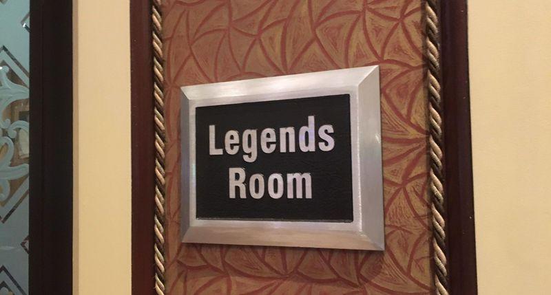 Legends room