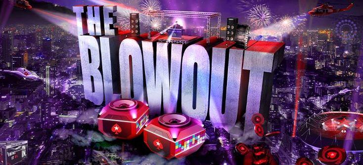 blowout series freerolls