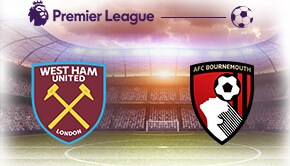PL West Ham vs Bournemouth