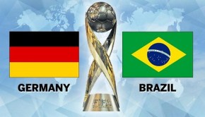 WC 2018: Germany & Brazil