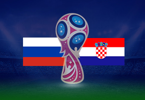 WC Russia vs Croatia
