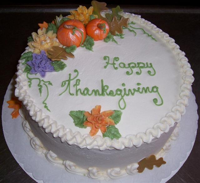decorated thanksgiving cakes   My Web Value 34 best images about Thanksgiving Cakes on Pinterest   Piping