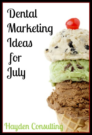 marketing ideas for dentists
