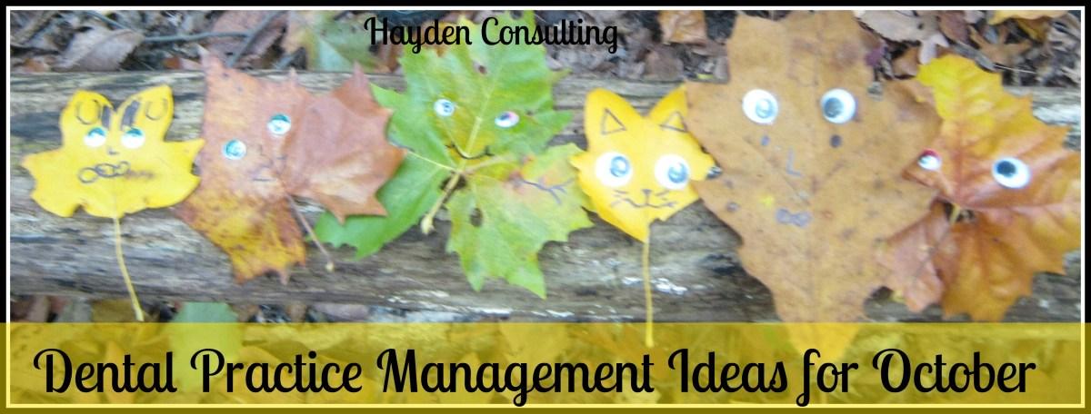 dental practice management hayden consulting