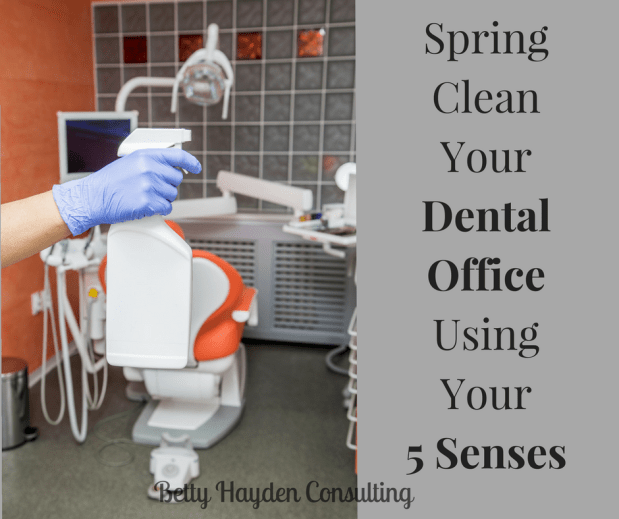 Cleaning Checklist for your Dental Office