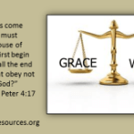 Hyper Grace and the Judgment of God