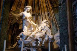 Ecstasy of St. Teresa, Bernini 1645-1652.