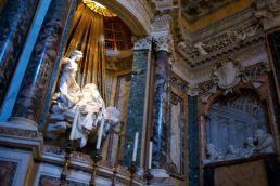 Cornaro Chapel, S.M. della Vittoria.
