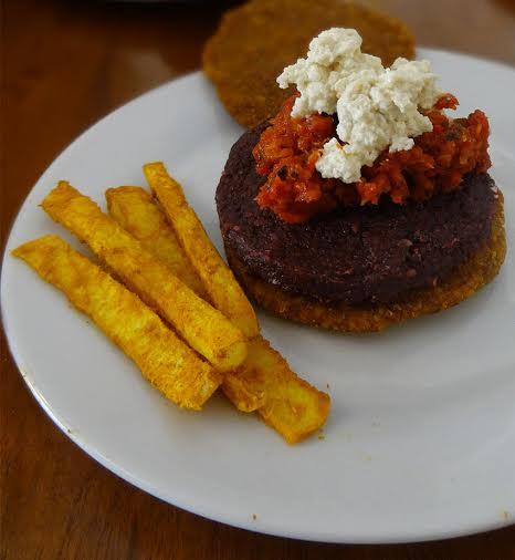 Sunburger Recipe from Jonny Freesh's new book!