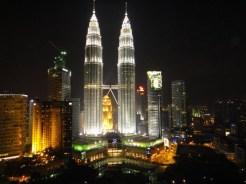 Petronas Towers, Kuala Lumpur, Malysia
