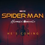 Оригинальный логотип «Человек-Паук: Возвращение Домой»