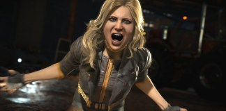 Injustice 2: Black Canary
