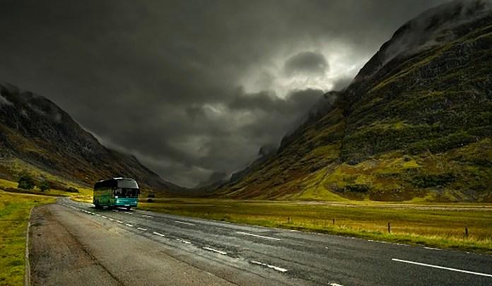 A726, Шотландия