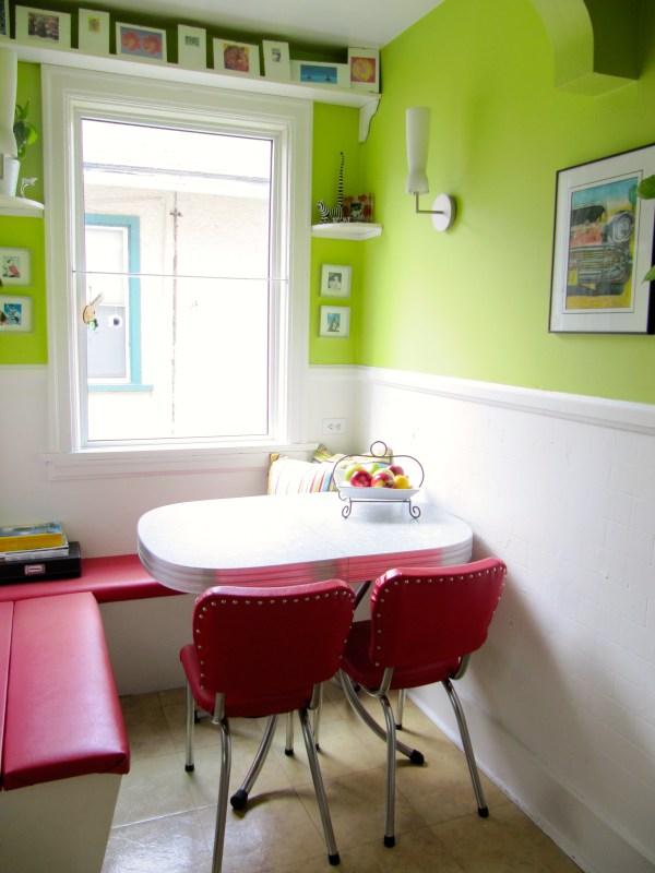 My little kitchen nook.