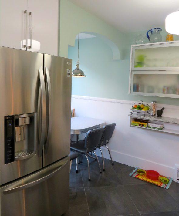Kitchen renovation 2013