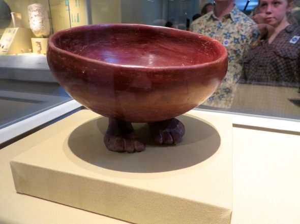 Footed bowl, 3750–3550 B.C., Egyptian Art, The Met.