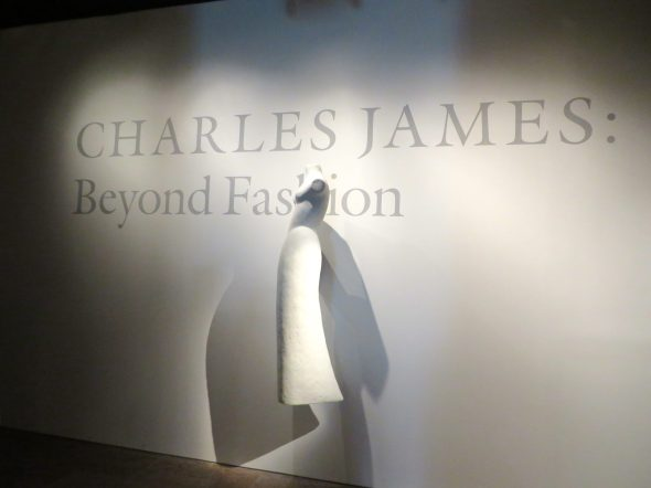 Charles James: Beyond Fashion, Costume Institute, The Met.