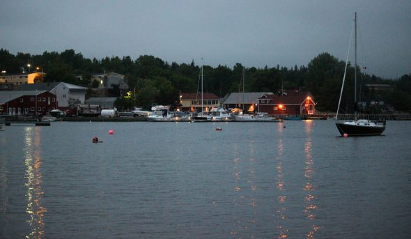 Baddeck, Cape Breton, Nova Scotia, Canada.