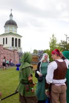 Medieval Festival, Immaculate Conception Church of Cooks Creek