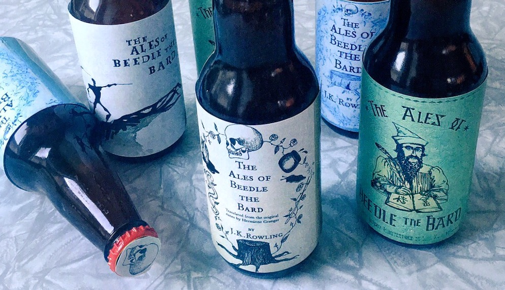 Harry Potter Night VI: Fantastic beast feasts and fancy beers to drink from