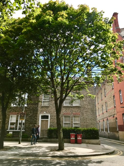 Georgian Houses, Dublin, Ireland