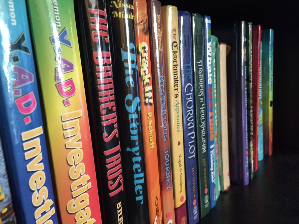 on betweencarpools.com: How to Finally Organize All Those Books, The system that worked for my family's ever-growing collection