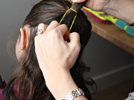 How to Make a Ponytail That Stays Perfect All Day. This trick will ensure your daughter returns home looking as fresh as when she left