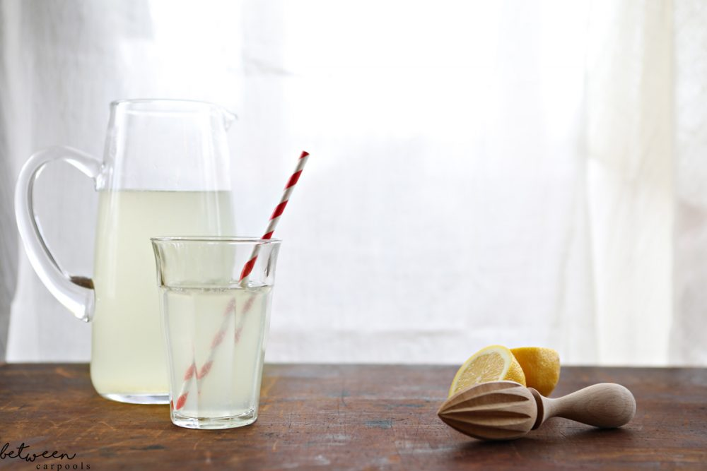 This Lemonade is My Family's Pesach Tradition. I used to squeeze the lemons as a young girl; now my own children have taken over. By Renee Muller