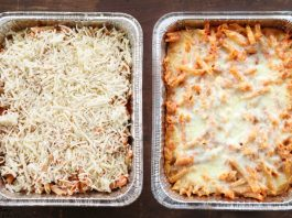 Extra Boxes of Pasta in Your Pantry? Make Debbie's Creamy Baked Ziti. This version of ziti couldn't be easier...and you likely have all the ingredients at home.